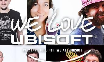 Ubisoft : une vidéo pleine d'amour et de sourire pour contrer Bolloré