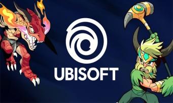 Ubisoft rachète le studio derrière le jeu free-to-play Brawlhalla