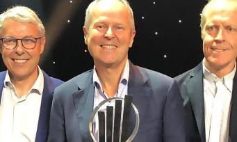 Ubisoft : le prix de l'entrepreneur de l'année décerné à Yves Guillemot