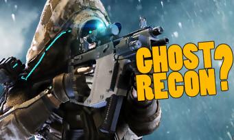 Ubisoft : un jeu bientôt annoncé, l'heure du nouveau Ghost Recon ?