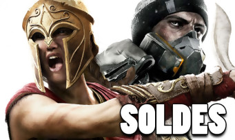 Ubisoft : de grosses soldes jusqu'à -90% pour fêter l'E3, ça fait plaisir