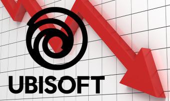 Ubisoft : l'action de l'éditeur plonge suite aux multiples reports