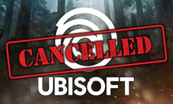 Ubisoft : un projet d'envergure annulé, il s'agirait d'un Destiny-like