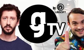 Ubisoft : la firme dévoile gTV, sa propre web TV dédiée au jeu vidéo !
