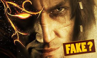 Prince of Persia 6 : ce serait peut-être une fausse alerte, Ubisoft dupé ?