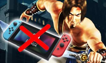 Prince of Persia : nouvelles informations sur le remake