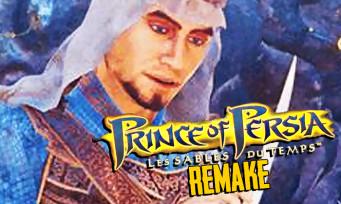 Prince of Persia : les 1ères images du remake