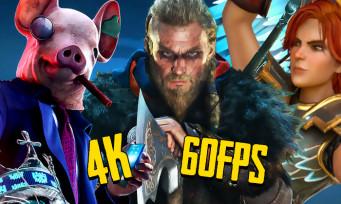Ubisoft : la 4K/60FPS sera sur tous les jeux PS5 / Xbox Series X