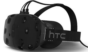 HTC Vive : le nouveau casque de réalité virtuelle