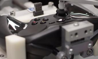 Steam Controller : l'assemblage de la manette en usine, l'incroyable vidéo !