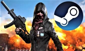 Charts Steam : meilleures ventes de jeux PC janvier 2019 !
