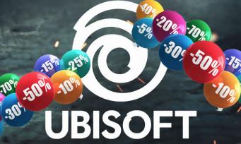 Steam : tous les jeux Ubisoft vendus à prix cassés ce weekend !