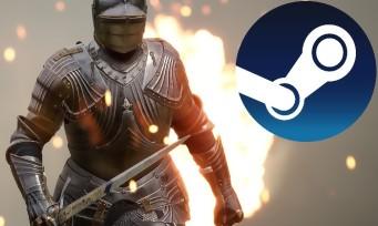 Steam Charts : MORDHAU s'empare de la première place du classement