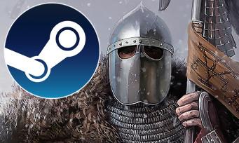 Charts Steam : les meilleures ventes de jeux PC début avril 2020