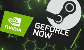 Steam Cloud Play : le GeForce NOW est choisi par Valve