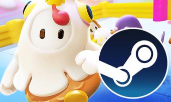 Charts Steam : les meilleurs ventes de jeux PC septembre 2020