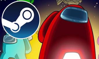 Charts Steam : meilleures ventes de jeux PC fin septembre 2020