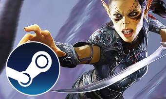 Charts Steam : meilleures ventes de jeux PC début octobre 2020