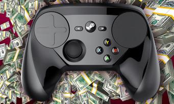 Steam Controller : Valve poursuivi en justice pour violation de brevet