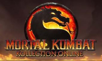 Mortal Kombat Kollection Online : les trois premiers épisodes de la série enfin remasterisés ?
