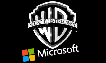 Warner Bros. Interactive : Microsoft serait intéressé par un rachat !