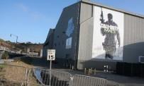 C'est dans cet immense hangar qu'a lieu le Call of Duty XP