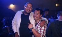Omar Miller, alias Walter Simmons des Experts Miami, faisait partie des VIP de la soirée