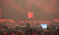 Kanye West face au public du Call of Duty XP