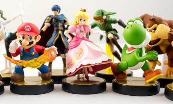 Super Smash Bros. Ultimate : un pack amiibo ultra collector en vue