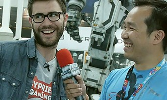 E3 2013 : l'interview de Cyprien Gaming à Los Angeles