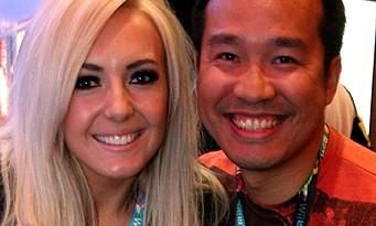 E3 2013 : Jessica Nigri à l'assaut de l'E3 2013 !
