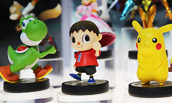 Amiibo : présentation en vidéo des figurines de Nintendo