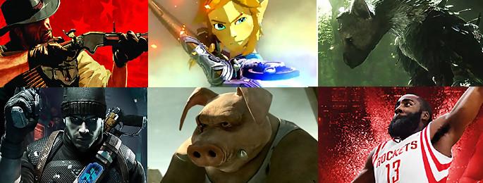 E3 2015 : Top 10 des jeux qu'on ne verra pas à Los Angeles