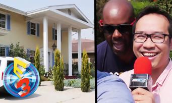 E3 2016 : la visite de notre villa à Hollywood pour notre toute dernière vidéo