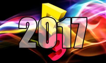 E3 2017 : le salon ouvre ses portes au grand public