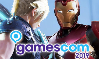 gamescom 2019 : Avengers et Final Fantasy VII Remake jouables