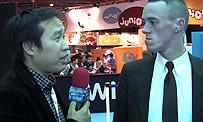 Paris Games Week 2012 : le stand de Nintendo et ses vigiles