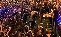 CM Punk au Paris Games Week 2012 : la vidéo de l'émeute