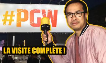 Paris Games Week 2017 : le tour du salon en une seule vidéo
