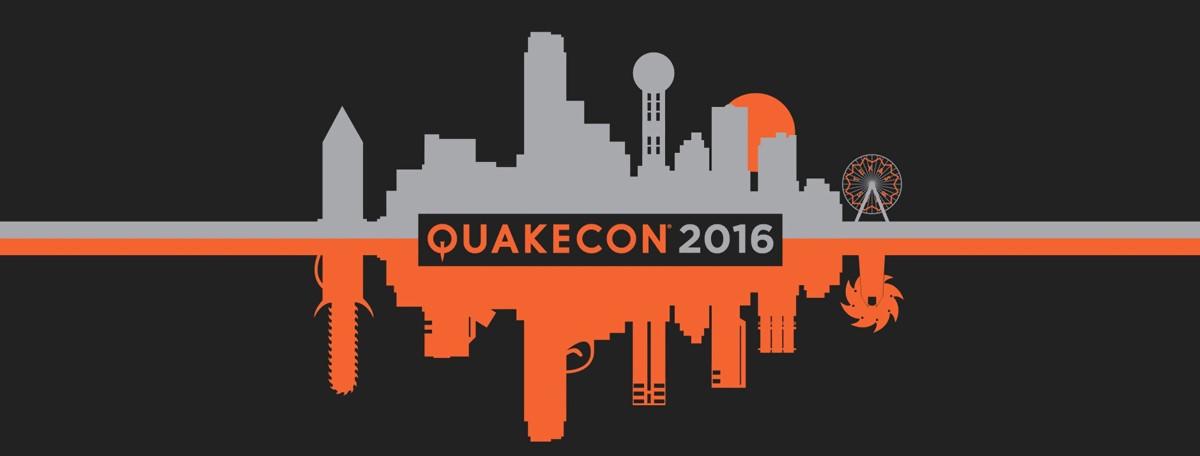 Quakecon 2016 : découvrez le salon annuel de Bethesda