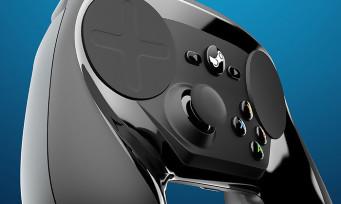 Steam Machine : le design définitif de son Steam Controller en vidéo