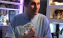 Paris Games Week 2012 : Marcus sur le stand de JEUXACTU