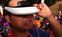 Test du casque Sony HMZ à réalité augmentée au Tokyo Game Show 2012