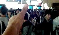 Tokyo Game Show 2012 : le tour du salon en une vidéo en vue FPS