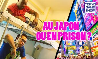 Tokyo Game Show 2018 : Maxime et Laurely sont au Japon ou en prison