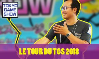 Tokyo Game Show 2018 : on fait le tour du salon en une seule vidéo !