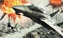 Ace Combat Assault Horizon à Tokyo à vidéo