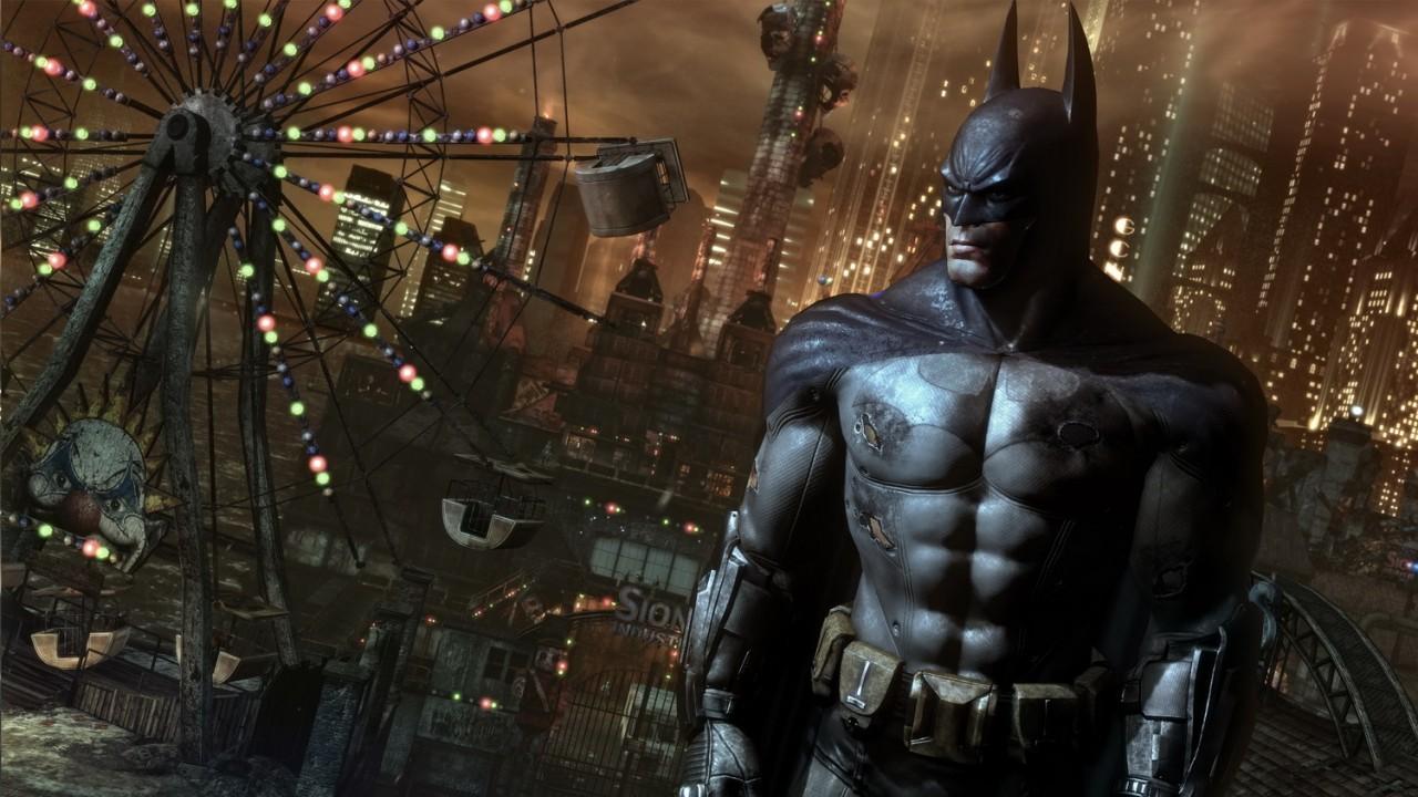 Batman : Arkham City en vidéo