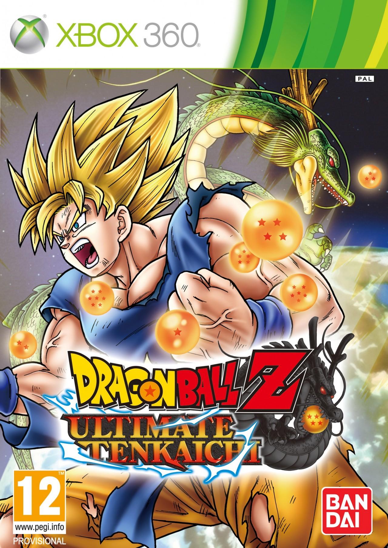 Test vid o dbz ultimate tenkaichi for Cuartos decorados de dragon ball z
