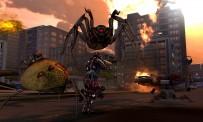 Ne nous voilons pas la face, Earth Defense Force : Insect Armageddon est vraiment laid graphiquement.